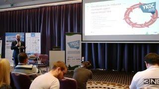 УКОС 2015 1.2 Презентация линейки новых продуктов Infomir