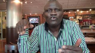 Entretien Avec Gaston Mbengue