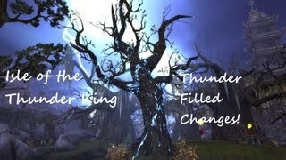 Mists of Pandaria 5.2 PTR - Isle of the Thunder King, Thunder Filled Update