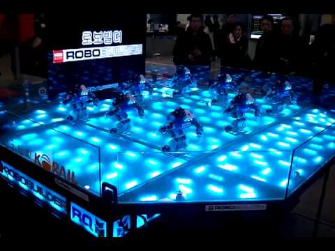 Videos de robots