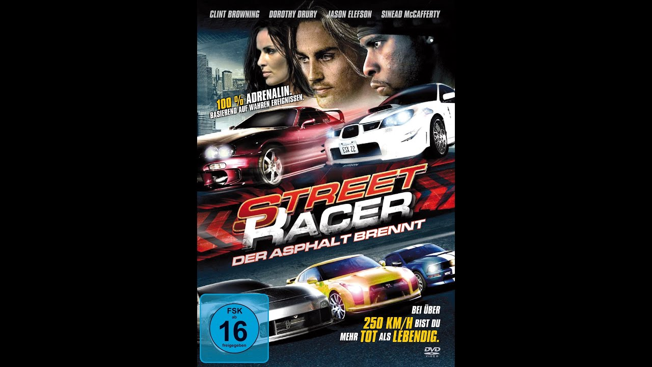 New Movies About Car Races