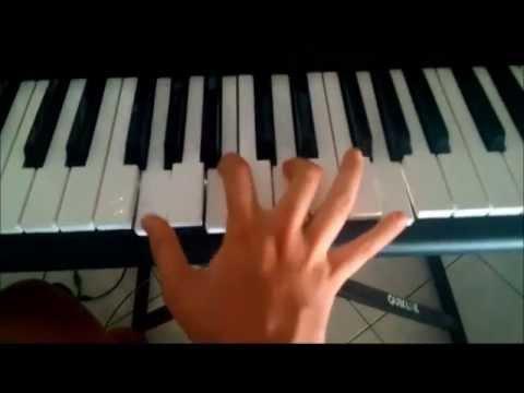 Violetta Como quieres Piano Tutorial