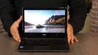 Acer C7_ the $199 Chromebook