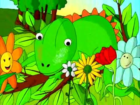 El Camaleón Kiu Kiu. Cuento Infantil.