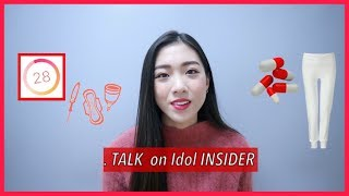 How the Kpop World deals with Periods. | IDOL INSIDER 🔍