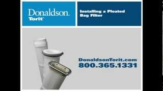 Top Load Pleated Bag Filters