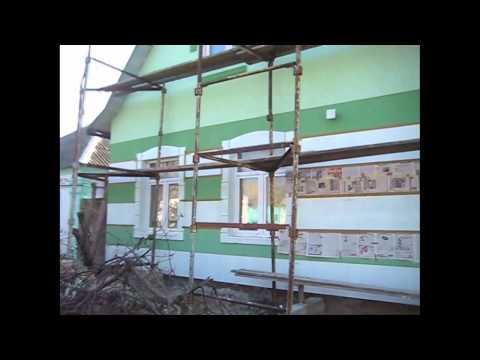 Фасадные работы FEIDAL г.Николаев