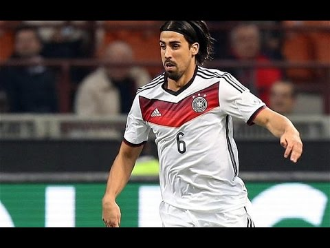Sami Khedira - Welcome to Arsenal/Chelsea