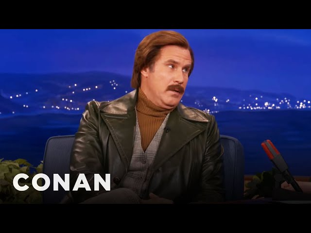 Ron Burgundy's Prison Riot Survival Tips - YouTube