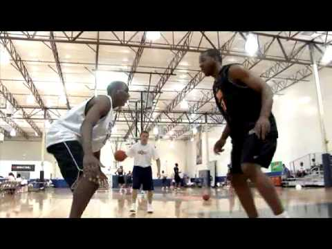 Amare Stoudemire - Nike Skills Academy Video
