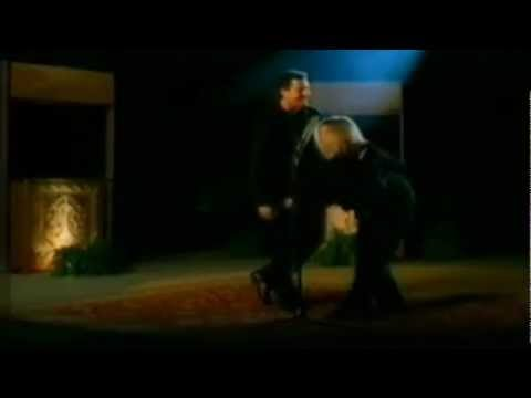 Barbra Streisand & Vince Gill....If You Ever Leave Me....1998....Full Screen....