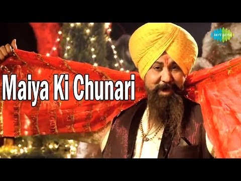 Maiya Ki Chunari Official Song | Jidhar Dekho Jagrate By Lakhbir Singh Lakha & Panna Gill video