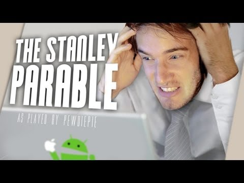 The Stanley Parable - All Endings (1)