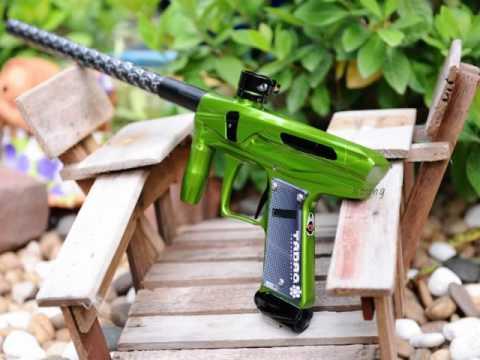 Top 10 Paintball Guns
