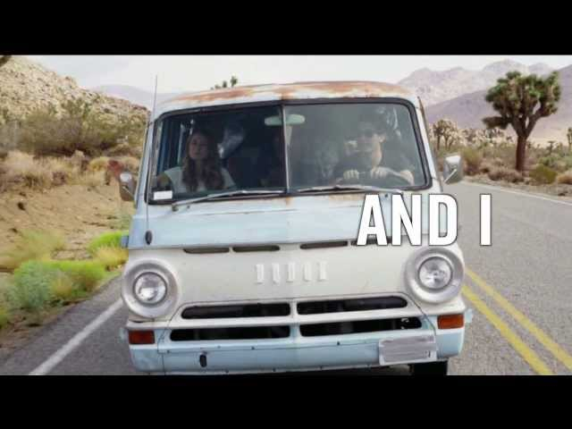 Tebey (feat. Emerson Drive) Wake Me Up - Official Lyric Video