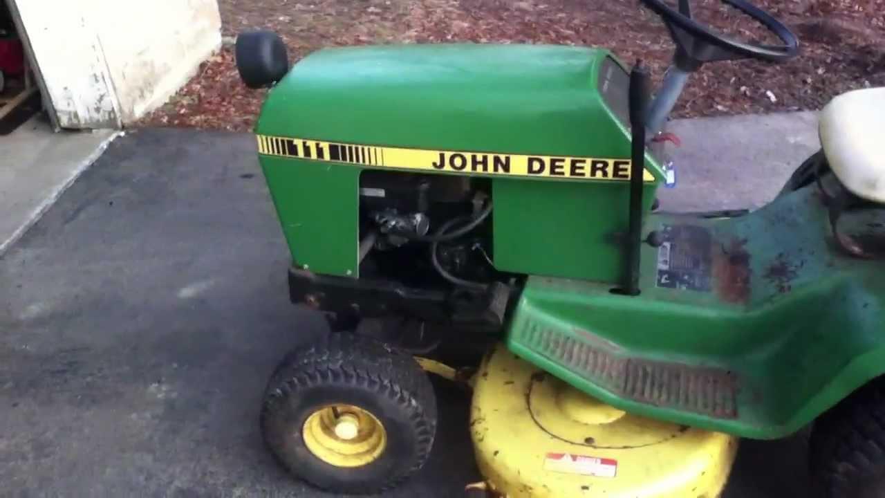 John Deere 111