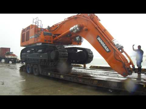Doosan DX700 part 2