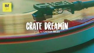 (free) Old School Jazz type beat x boom bap instrumental   'Crate Dreamin' prod. by CAESAR MILES