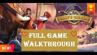 PIRATES TREASURE / AE Mysteries  / Chapter  1 2 3 4 5 6 7 8   FULL GAME  walkthrough.