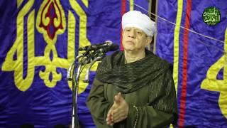 الشيخ ياسين التهامي قصيدة عدمت النوم من حفل السيد البدوي 2016