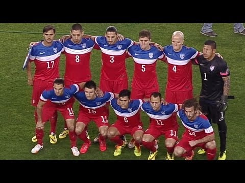 MNT vs. Mexico: Highlights - April 2, 2014