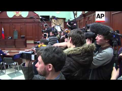 4:3 Ex-policeman sentenced for journalist's murder, reax