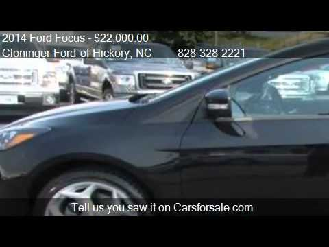 2014 Ford Focus ST - for sale in Hickory, NC 28602