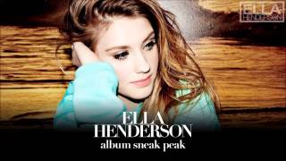 Ella Henderson - Hold On Were Going Home/ Love Me Again