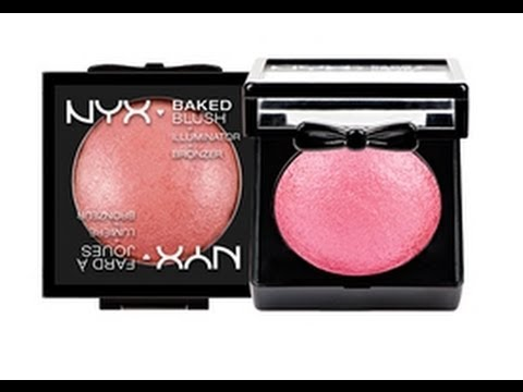Nyx Baked Blush Journey Nyx New in 2014 Baked Blush