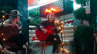 Roisin O'Hagan - Living In The Dark @ Write Like A Girl  Christmas Special 06-12-2018-4k