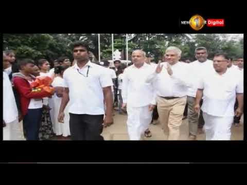 sri lankan premier v|eng