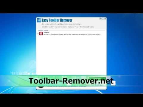 How To Remove AVG Toolbar | Remove AVG Secure Search