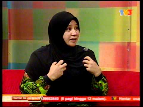 20101006 Maherzain Di Tv3 Part 1 video