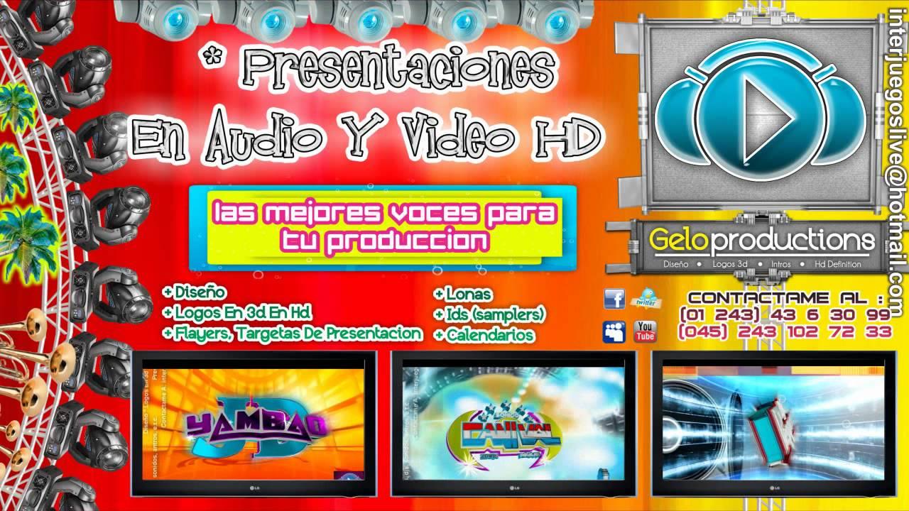 PRESENTACIONES SONIDERAS, GRUPERAS, DJS, ANTROS, DISCOMOVIL - YouTube