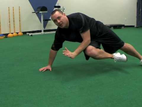 Baseball Core Training - Stabilization & Rotation