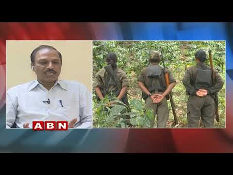 Discussion with Political Analyst T Lakshmi Narayan over Araku MLA ,Ex MLA assassinations | Part 1