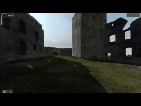Arma 2 Barret M107 50cal Sniper Rifle Bullet drop HD