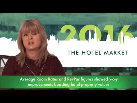 CBRE Northern Ireland Outlook 2016 Hotel Sector