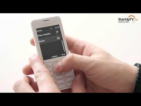Nokia 206 Dual SIM - test wideorecenzja telefonu
