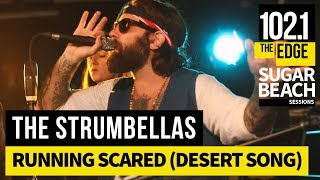 The Strumbellas - Running Scared (Desert Song) (Live at the Edge)