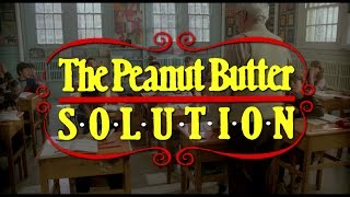 'The Peanut Butter Solution' - US Trailer HD