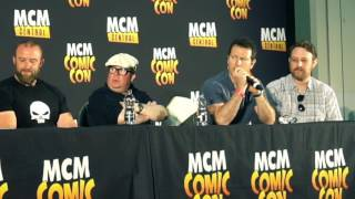 Accident Man London Comic Con Panel May 2017