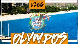 Çıralı / Olympos Vlog: ÇIRALI / OLYMPOS GEZİLECEK YERLER
