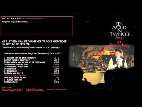 Ansje van Brandenberg - Een Avond in 't Winkeltje [Vervoersproblemen] HD