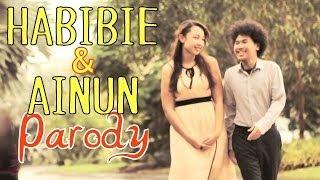 Habibie & Ainun // AULION (Parody)