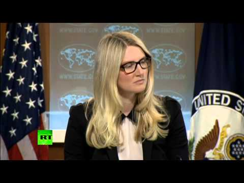 State Dept grilled by press corp offensive over Gaza