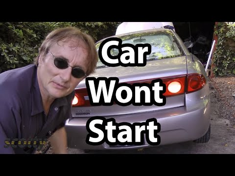 Fixing A Car That Does Nothing When You Turn The Key