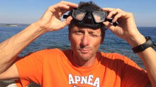 Vidéo explicative pour l'utilisation du pince nez OMER-NC1