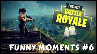 TOXIC TURRETS - Fortnite Battle Royale (Funny Moments #6)