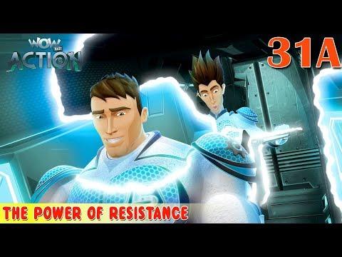 Hot Wheels Battle Force 5 | Season 2 | The Power of Resistance - Part 1 | WowKidz Action